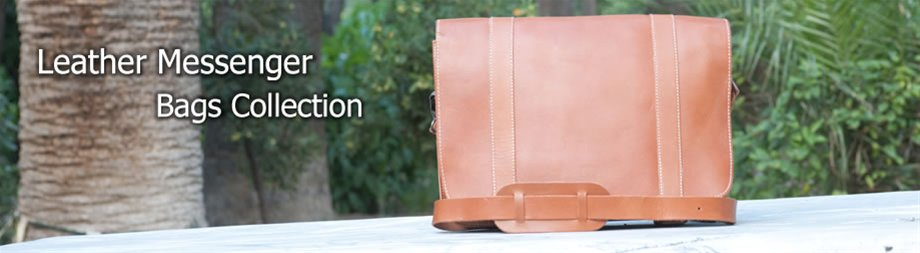 Dimitri Leather Bags - Delivery